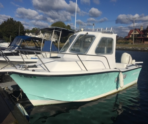 Used North Coast Boats For Sale by owner | 2009 North Coast 21 Hard Top