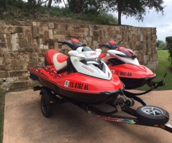 Used PWCs For Sale in Texas by owner | 2007 10 foot Other Sea Doo's RXT & RXP