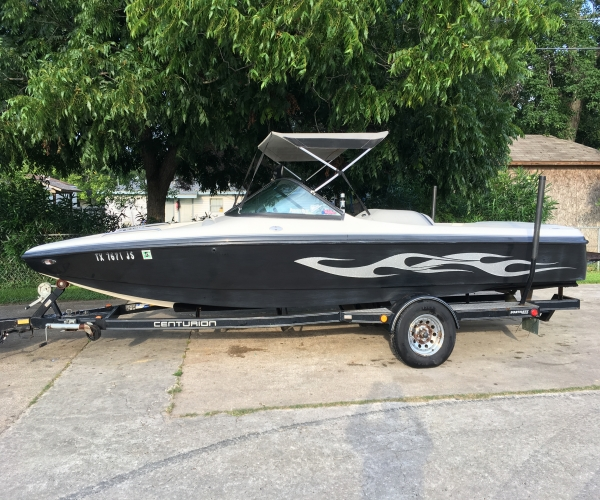 Used Ski Centurion Boats For Sale by owner | 2002 22 foot Ski Centurion LaPoint Open Bow