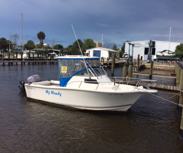 Used Kencraft Boats For Sale by owner | 1997 Kencraft Challenger 220WA