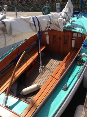 Used Pearson Boats For Sale in Washington by owner | 1965 22 foot Pearson Ensign