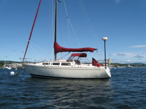 Used Boats For Sale in Maine by owner | 1980 S2 9.2A