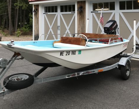 Used Boston Whaler Boats For Sale in Maine by owner | 1998 Boston Whaler 40th Anniversary