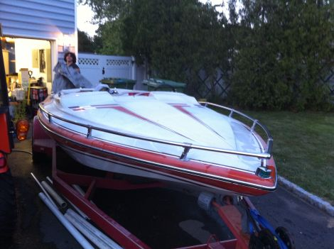 Used Marlin Boats For Sale by owner | 1988 21 foot marlin raven