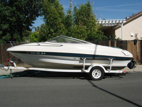 Used Bayliner Boats For Sale in Fresno, California by owner | 2000 bayliner 2052