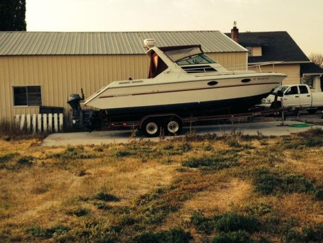 Used SLICKCRAFT Boats For Sale in Washington by owner | 1976 26 foot Slickcraft Slickcraft
