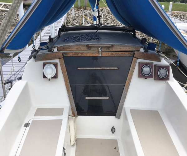 Used Other Boats For Sale in Michigan by owner | 1986 Other Laugna 26