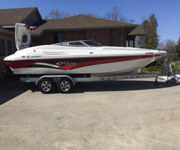 Used Campion  Boats For Sale by owner | 2011 Campion  Chase 800i