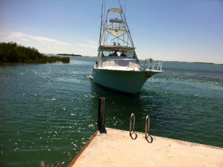 Used Buddy Davis Express Boats For Sale by owner | 2002 45 foot Buddy Davis Express