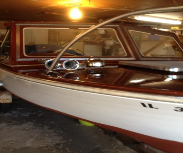 Used Grady-White Boats For Sale in Chicago, Illinois by owner | 1965 18 foot Grady-White haturis