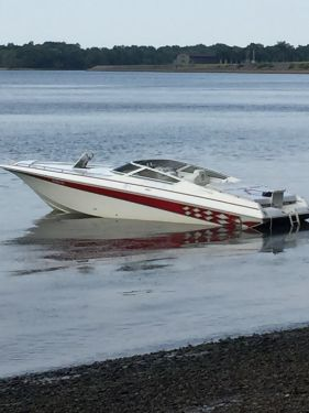 Used Power boats For Sale in Allentown, Pennsylvania by owner   2005 27 foot Fountain Fever