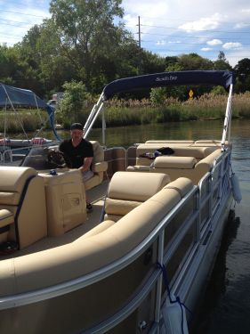 Used South Bay Boats For Sale in Michigan by owner   2013 South Bay 522CR