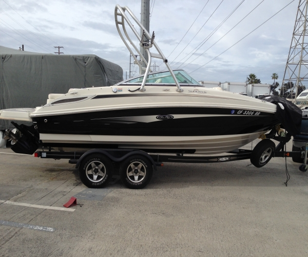 Used Sea Ray Boats For Sale in San Diego, California by owner | 2008 Sea Ray 210 sundeck