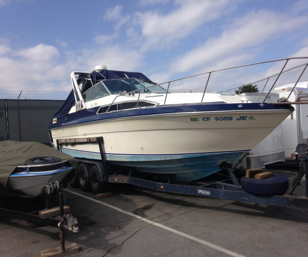 Used Sea Ray 270 Boats For Sale in California by owner   1988 Sea Ray 270