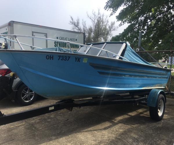 Used Boats For Sale in Ohio by owner | 1989 19 foot Other StarCraft