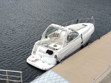 Used Boats For Sale in Ontario by owner | 2003 29 foot CHAPARRAL SIGNATURE