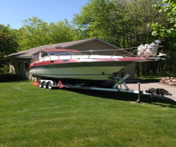 Used CRUISERS Boats For Sale by owner   1987 28 foot CRUISERS Rogue