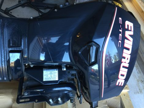 Used Evinrude Boats For Sale in Montana by owner | 2012 Evinrude 40 HP etec