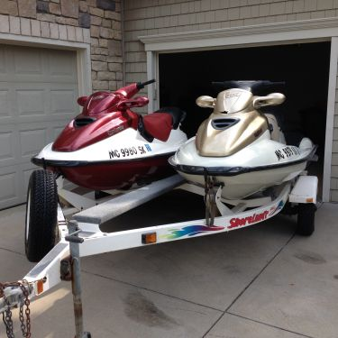 Used Seadoo PWCs For Sale by owner | 1998 12 foot Seadoo GTX