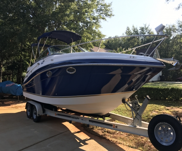 Used Power boats For Sale in Macon, Georgia by owner | 2005 FOUR WINNS 278 Vista