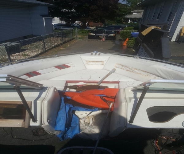 Used Ski Boats For Sale by owner | 1987 Sea Sprite SSB 185 open