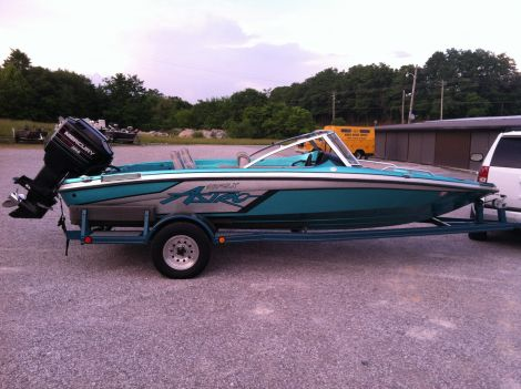 Used Astro Boats For Sale by owner | 1995 Astro 18 FSX