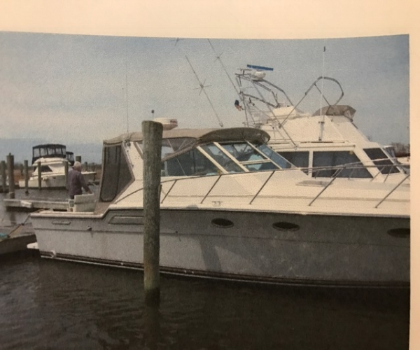 Used Tiara Boats For Sale by owner   1986 Tiara 3600