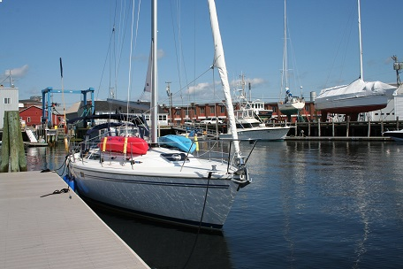 Used Boats For Sale in Maine by owner | 2006 36 foot Catalina Mark II