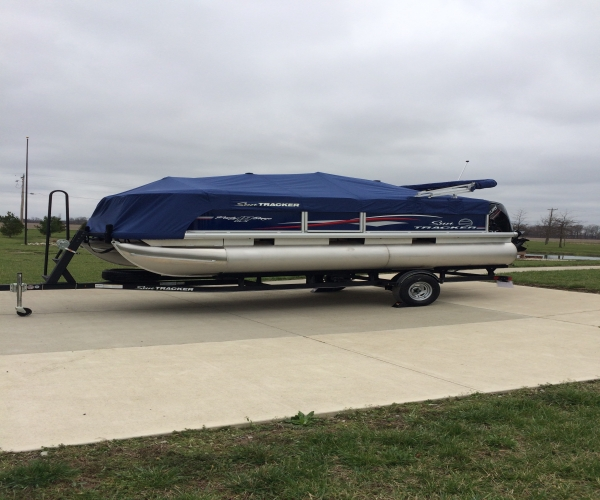 Used Tracker Boats For Sale by owner | 2017 Sun Tracker 18DLX