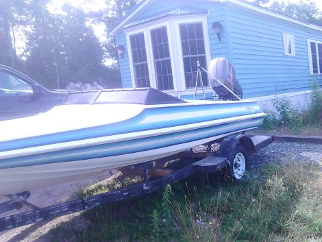 Used HydroStream Boats For Sale by owner   1989 21 foot hydrostream vegas