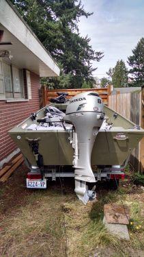 New Lowe Boats For Sale in Washington by owner   2008 14 foot Lowe Jon