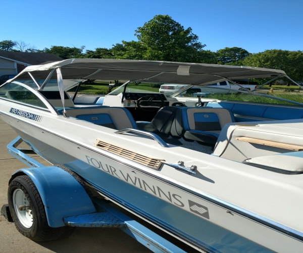 Used Four Winns Freedom Boats For Sale by owner | 1989 FOUR WINNS 190 freedom