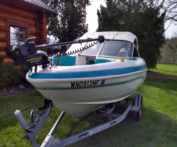 Used Glastron Boats For Sale in Washington by owner | 1994 Glastron SSV17