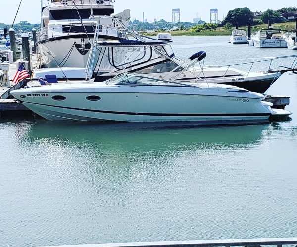 Used Power boats For Sale in Massachusetts by owner   2006 Cobalt 255 cuddy