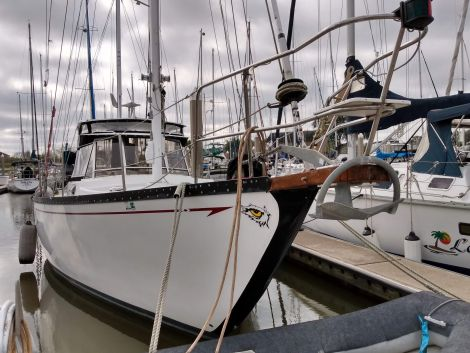 Used Sailboats For Sale by owner | 2000 Bruce Roberts Mauritius 44