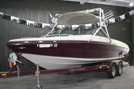 Used Ski Centurion Boats For Sale by owner | 2003 23 foot Ski Centurion Concourse