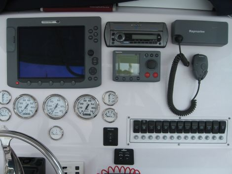 Used Power boats For Sale in Hagerstown, Maryland by owner | 2007 Proline 29 Grand Sport