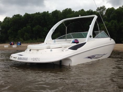 Used Rinker 26 Boats For Sale by owner | 2007 Rinker 262BR