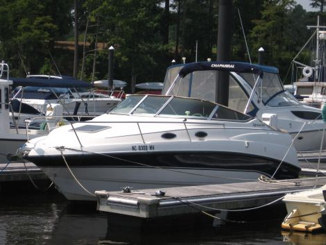 Used Chaparral Boats For Sale in Rocky Mount, North Carolina by owner | 1999 Chaparral 240 Express Cruiser