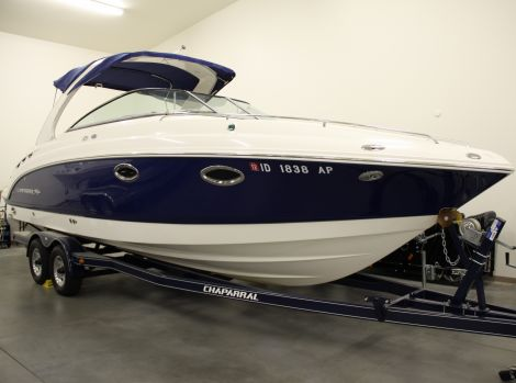 Used Chaparral Boats For Sale by owner | 2007 Chaparral 275 SSI