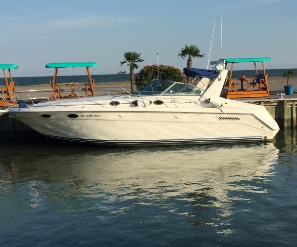 Used Sea Ray 37 Boats For Sale by owner   1994 Sea Ray 370 Express Cruiser