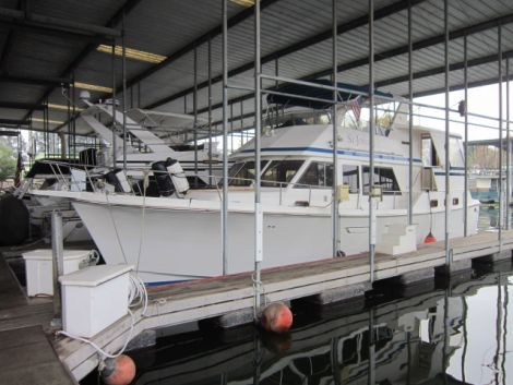 Used Boats For Sale in Merced, California by owner | 1986 47 foot CHB Ponderosa aft cabin trawl