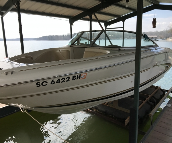 Used Sea Ray signature Boats For Sale by owner | 2000 Sea Ray 210 Bow Rider Signature