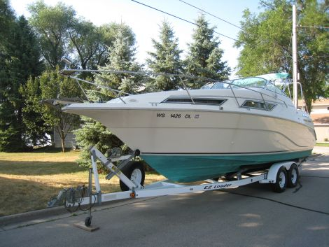 Used CRUISERS Boats For Sale by owner   1994 Cruisers  2670 Rogue