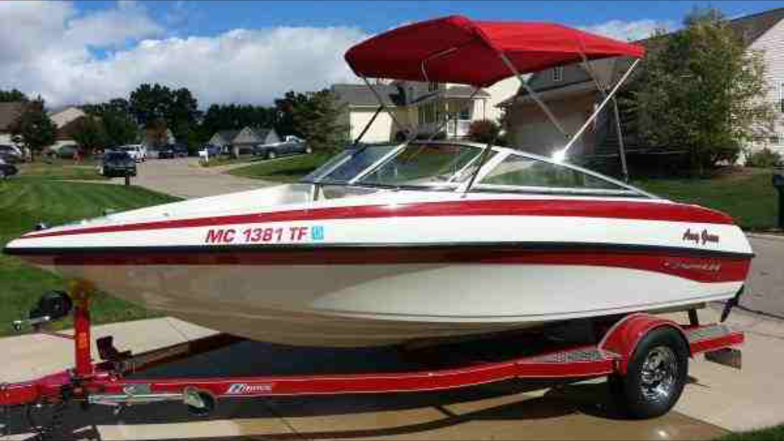 Used Crownline Boats For Sale in Flint, Michigan by owner | 2010 Crownline 180BR