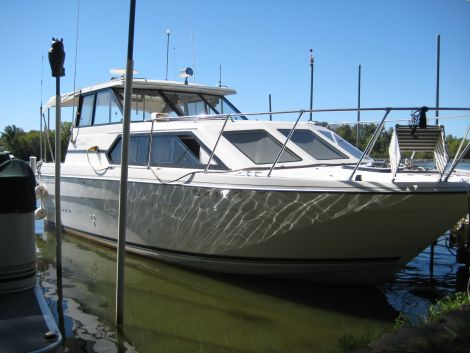 Used Power boats For Sale in Wausau, Wisconsin by owner | 1997 Bayliner 2859 Ciera ExpressHT