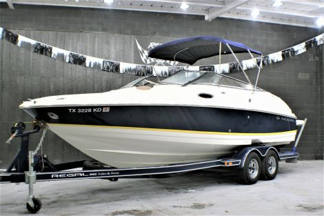 Used Regal Boats For Sale by owner | 2003 Regal 2400