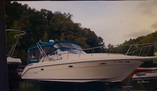 Used Rinker 30 Boats For Sale by owner | 1996 Rinker 300 Fiesta Vee