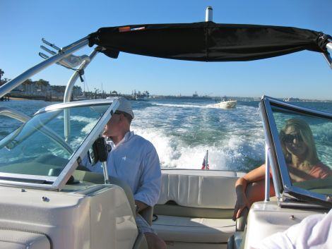 Used Sea Ray Boats For Sale in San Diego, California by owner | 2006 Sea Ray Select 200