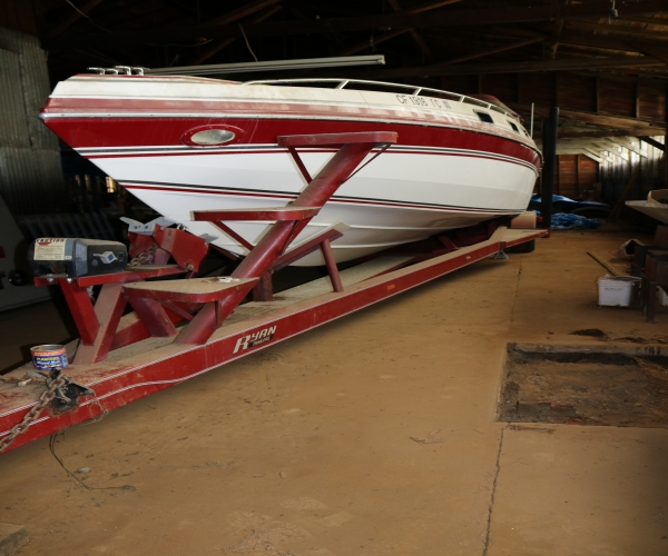 Used Wellcraft Boats For Sale in Washington by owner | 1987 42 foot Wellcraft Excalibur Eagle